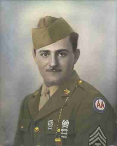 Doug's father, Leonard David, served in the U.S. Army in World War II. His unit was just about to be deployed to Japan, but the atomic bomb stopped the war. He passed away in 1996 at the age of 72.