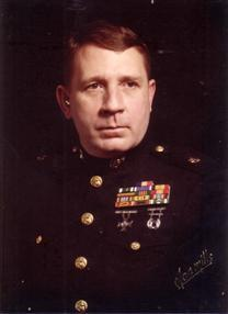 Major Delbert Marshall Hutson