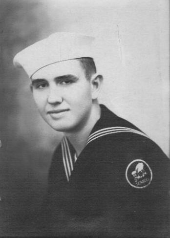 Dennis's grandfather, Gerald Murphy, was a U.S. Navy SeaBee or Construction Battalions (CBs) in World War II.