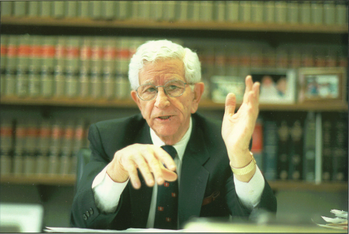 Lara's father, Carl Cipolla, 1922-2001, served in the U.S. Army during World War II. He later worked as an Associate Judge in Cook County, Illinois, from 1985-2001.