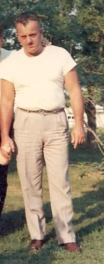 Lisa's uncle, Richard LaBier, 1924-2008, served in the U.S. Army Air Corps.