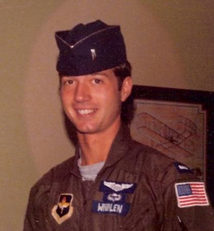 Teri's brother in law, Lt. Col Mark Whalen.