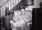 Teri's father, Robert Majewski, 1928-1993, was a private in the U.S. Army during the Korean War.