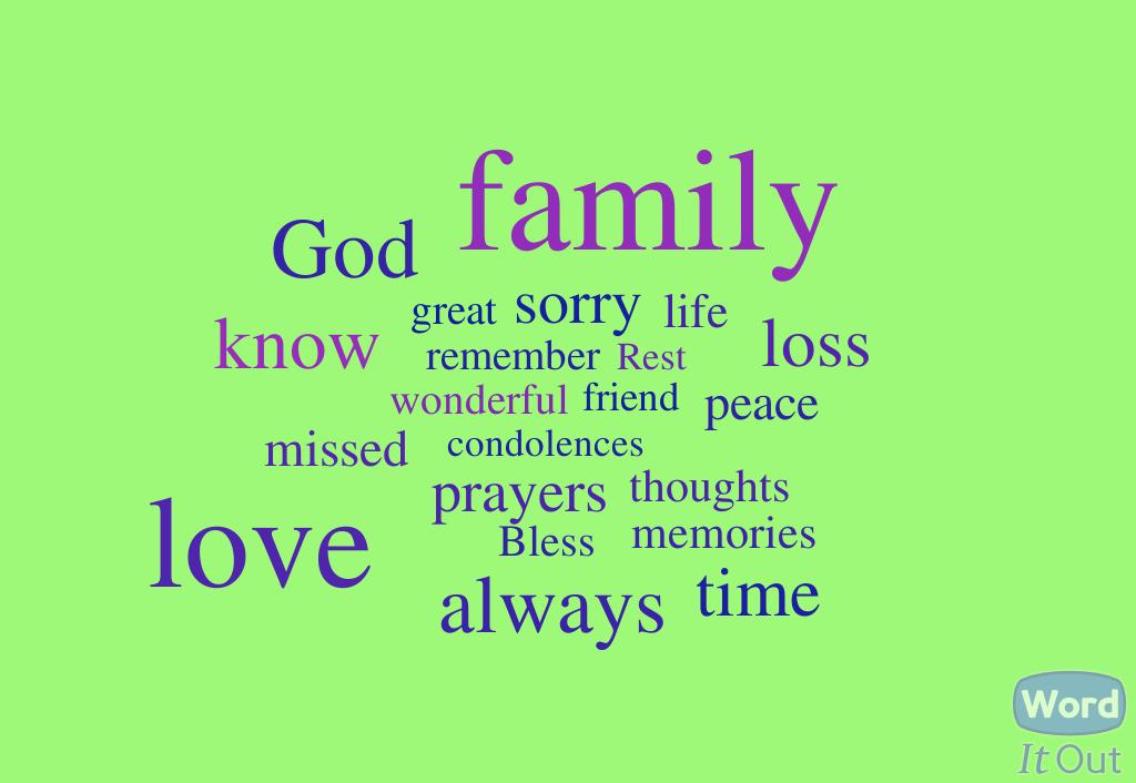 Celebrating Life Through Condolences Legacy