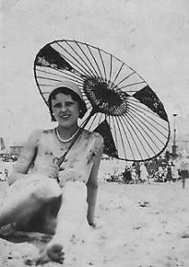 'My favorite photo of my Nana, Matilda Cole Hoyle - she was about 16 here - it was taken in Blackpool, England. She passed in 2011 after living 98 years. A lady ahead of her time, she is missed by all who had the pleasure to know and love her.'