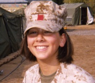 Cpl. Jennifer M. Parcell (Photo via Soldier Wall)